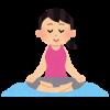 呼吸法・瞑想教室を開催します。12月17日(土)20:00~21:30